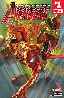 The Avengers Vol. 7 (2016-2018)