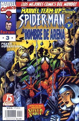 Marvel Team-Up Presenta (1998-1999) (Grapa 24 pp) #3