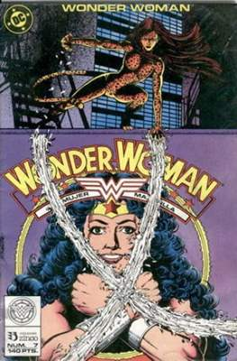 Wonder Woman (1988-1991) (Grapa, 32-64 pp) #7