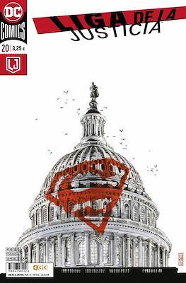 Liga de la Justicia. Nuevo Universo DC / Renacimiento (Grapa) #75/20