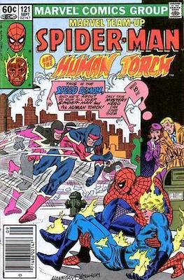 Marvel Team-Up Vol. 1 (Comic-Book) #121