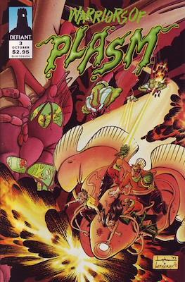 Warriors of Plasm #3