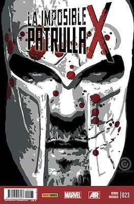 La Imposible Patrulla-X / La Patrulla-X Oro (2012-) (Grapa) #23