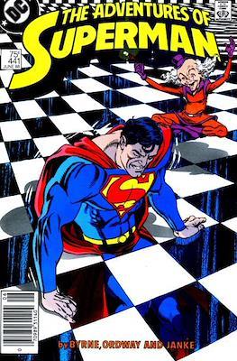 Superman Vol. 1 / Adventures of Superman Vol. 1 (1939-2011) (Comic Book) #441