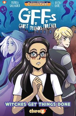 GFFs Ghost Friends Forever. Halloween ComicFest 2018