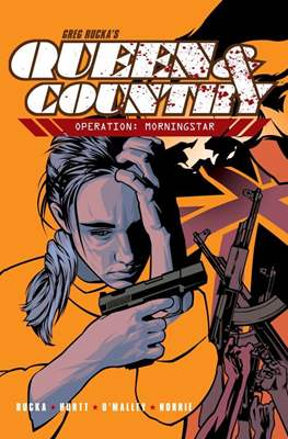 Queen & Country (TPB) #2