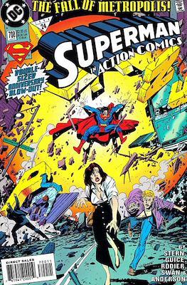 Action Comics Vol. 1 (1938-2011; 2016-) (Comic Book) #700
