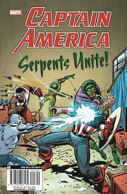 Captain America - Serpents Unite!