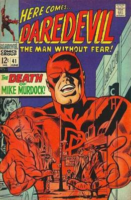 Daredevil Vol. 1 (1964-1998) (Comic Book) #41