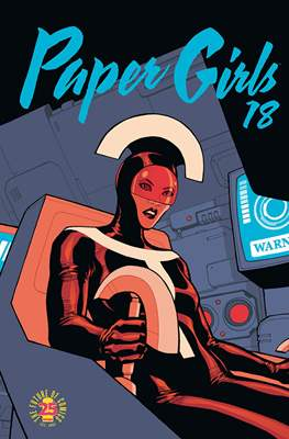 Paper Girls (Grapa 32 pp) #18