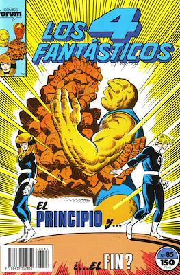 Los 4 Fantásticos Vol. 1 (1983-1994) (Grapa 36-32-24 pp) #85