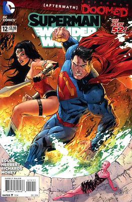 Superman / Wonder Woman (2013-2016) #12