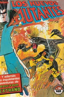 Los Nuevos Mutantes Vol. 1 (1986-1990) (Grapa 32-64 pp) #28
