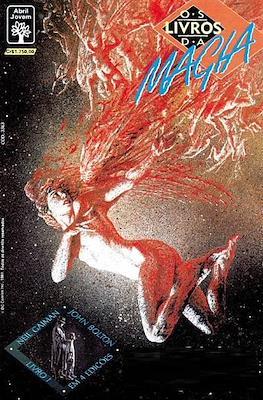 Os Livros da Magia (Grapa. 52 pp) #1