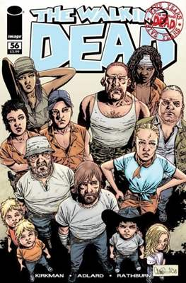 The Walking Dead (Digital) #56