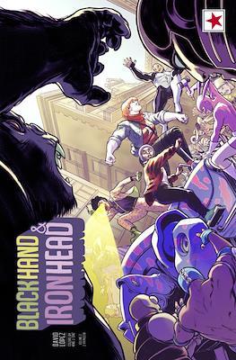 Blackhand & Ironhead Vol. 2 #2