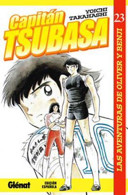 Capitán Tsubasa. Las aventuras de Oliver y Benji (Rústica con sobrecubierta) #23