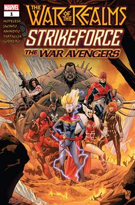 The War of The Realms Strikeforce: The War Avengers