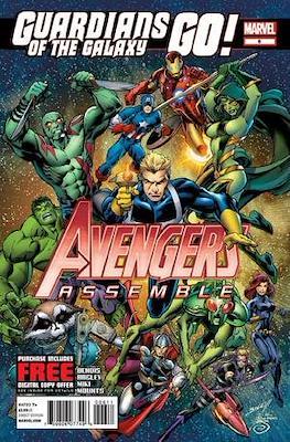 Avengers Assemble Vol. 2 (2012-2014) (Comic-Book) #6