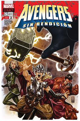 Avengers: Sin Rendición (Rústica) #2