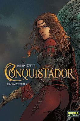 Conquistador (Integral Cartoné 136 pp) #2
