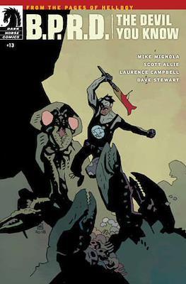 B.P.R.D. (Comic Book) #160