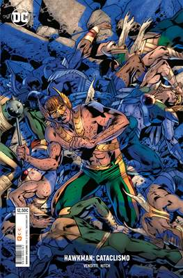 Hawkman (Rústica 176 pp) #2