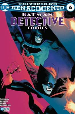 Batman: Detective Comics (Binder, 48 a 72 páginas a color. 24x17cm.) #6