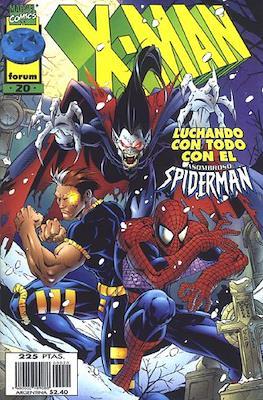 X-Man Vol. 2 (1996-2000) (Grapa 24 pp) #20