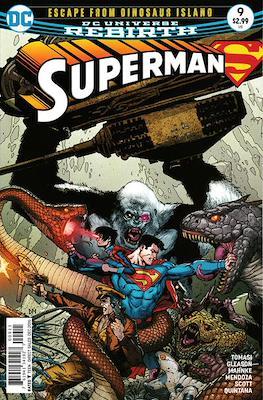 Superman Vol. 4 (2016-2018) #9