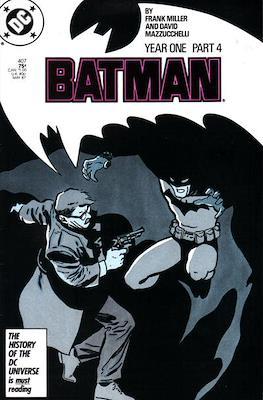 Batman Vol. 1 (1940-2011) (Comic Book) #407
