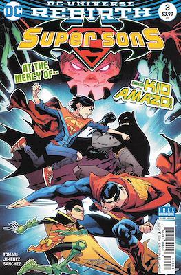 Super Sons (2017 - 2018 Comic-book) #3