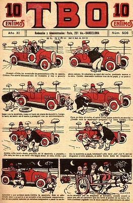 TBO (1917-1938) (Cuaderno) #506