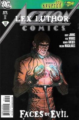 Action Comics Vol. 1 (1938-2011; 2016-) (Comic Book) #873