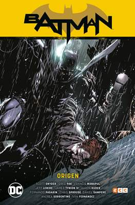 Batman Saga de Scott Snyder #8