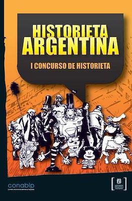 Historietas Argentinas en la Biblioteca Nacional