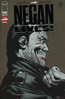 Negan Lives! (Variant Cover)