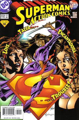 Action Comics Vol. 1 (1938-2011; 2016-) (Comic Book) #772