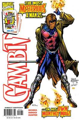 Gambit Vol. 3 (Variant Cover)