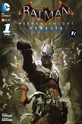 Batman: Arkham Knight. Génesis (Grapa 24 pp) #1