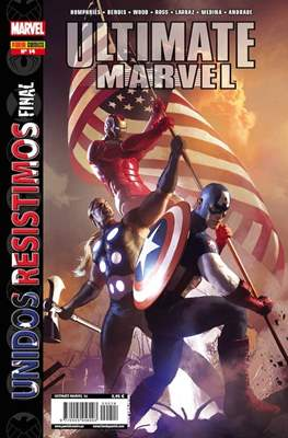 Ultimate Marvel (2012-2016) (Rústica) #14