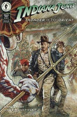 Indiana Jones: Thunder In the Orient (grapa) #4