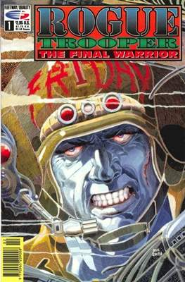 Rogue Trooper The Final Warrior (Cómic grapa) #1