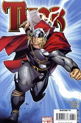 Thor / Journey into Mystery Vol. 3 (2007-2013) #6