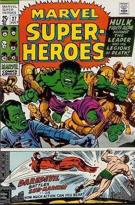 Marvel Super-Heroes (Grapa) #27