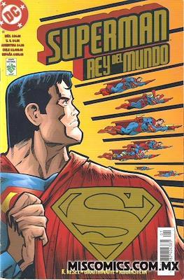 Superman: Rey del mundo