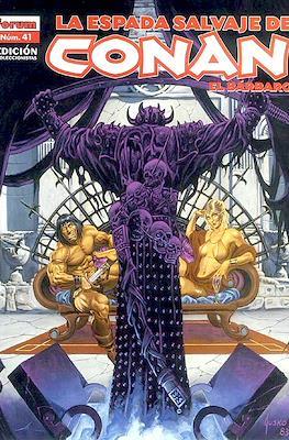 La Espada Salvaje de Conan el Bárbaro. Edición coleccionistas (Rústica 64 pp) #41
