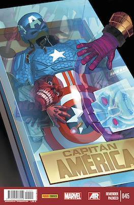 Capitán América Vol. 8 (2011-) (Grapa) #45
