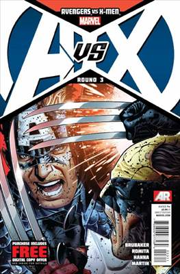 Avengers vs. X-Men (Comic-book) #3