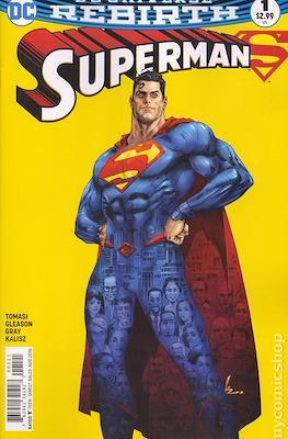 Superman Vol. 4 (2016-... Variant Covers)